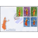 Traditional dances: Welcome Dance (Robam Choun Por) -FDC(I)-