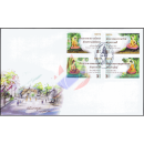 Vesak Day 2016 -FDC(I)-
