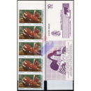 Molluscs Shell (II) -STAMP BOOKLET-