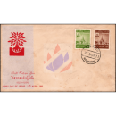 World Refugee Year 1960 -FDC(I)-