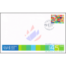 World Post Day 2019 -FDC(I)-
