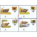 Worldwide natural reserve: Wildlife (WWF) -FDC(I) -