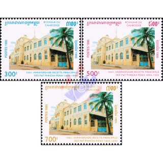 100 years General Post Office, Phnom Penh