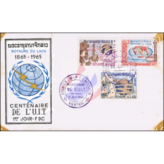 100 years International Telecommunication Union (ITU) -FDC(I)-