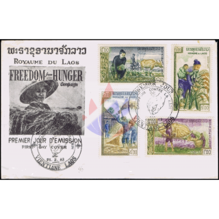 Freedom from Hunger -FDC(I)-