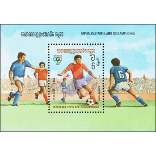 Olympische Sommerspiele 1984, Los Angeles (I) (128A) (**)